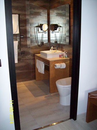 Protur Palmeras Playa: The bathroom - room 1233