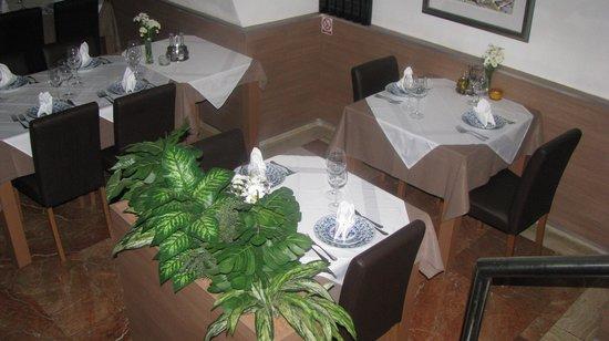 Restoran Kottni : sala