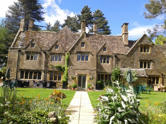 Charingworth Manor: excellent hotel!