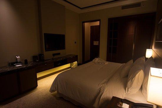 The Westin Singapore: Sea view club room