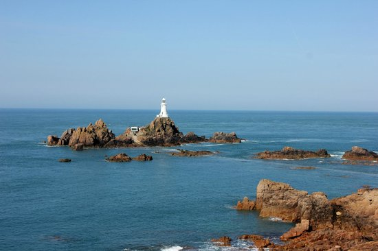 Highlands Hotel: Corbiere at peace.