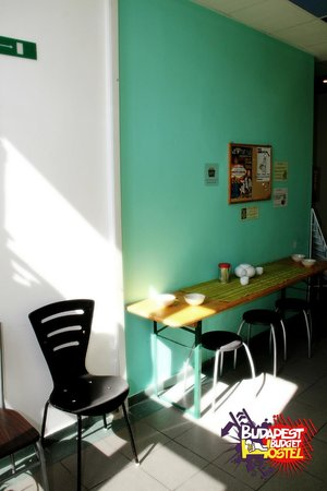 Budapest Budget Hostel: 170