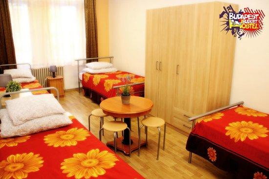 Budapest Budget Hostel: 171