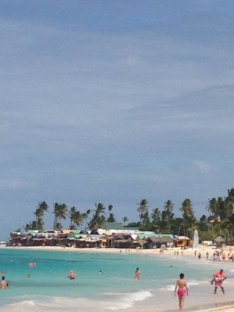 Iberostar Bavaro Suites : beach