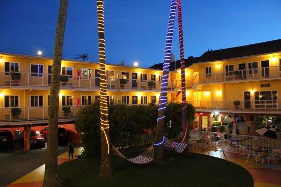 Hotel Del Sol, a Joie de Vivre hotel: the main area