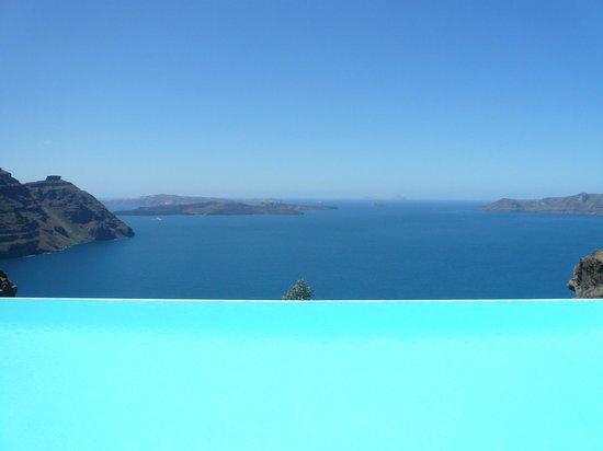 سان أنطونيو: Vue de la piscine