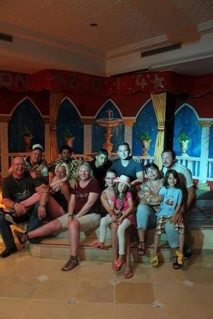 El Mouradi Port El Kantaoui: Reisegruppe lustig