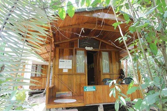 Cabanas Armonia y Jardin de Orquideas : Bungalow