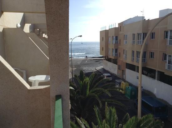 Hotel  Dunas Club: side view to sea