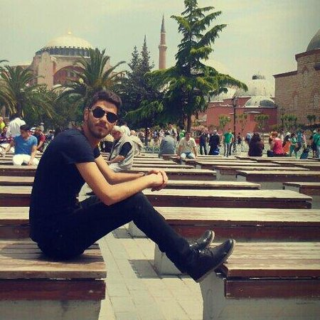 Historic Areas of Istanbul: Sultan Ahmet  Ben salim Benim instagrm: salimhadid