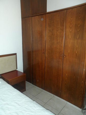 Electra Holiday Village: Dated Wardrobes