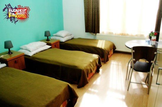 Budapest Budget Hostel: 178