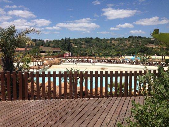 Zoomarine Algarve : Beach area