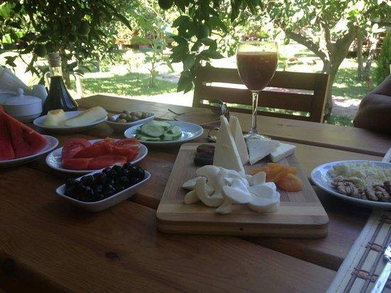 Baraka House: eşsiz kahvalti