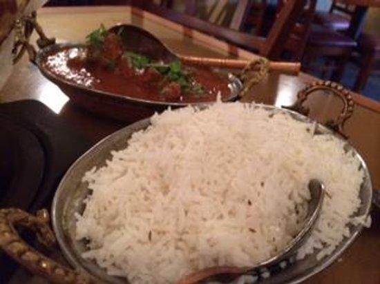Bollywood Grill: Vindaloo