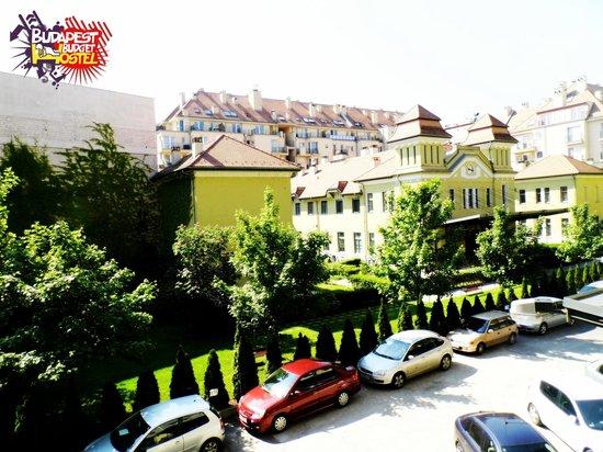 Budapest Budget Hostel: Surrounding