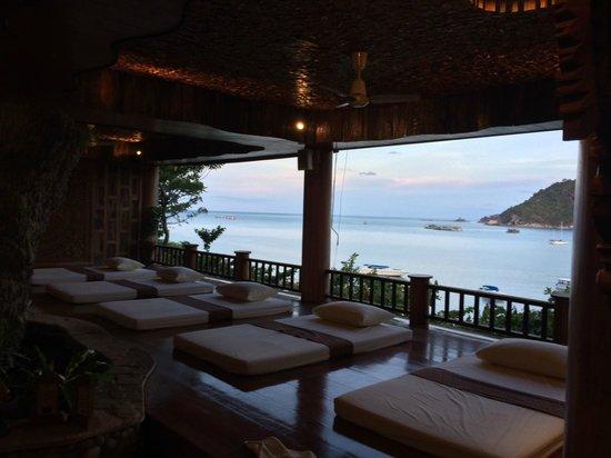 Santhiya Koh Phangan Resort & Spa: spa