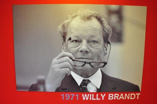 The Nobel Peace Center: Wille Brandt