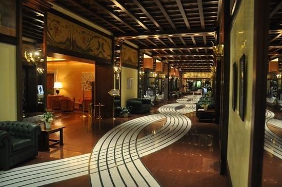 Grand Hotel Trento : reception