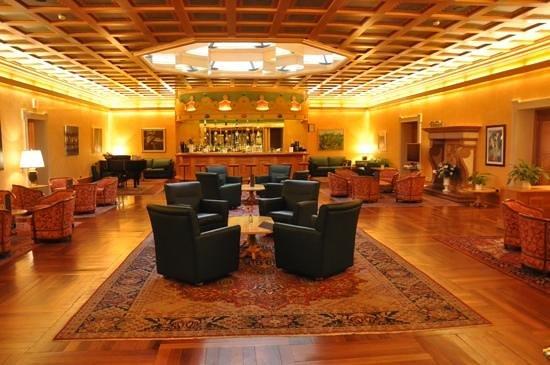 Grand Hotel Trento : bar