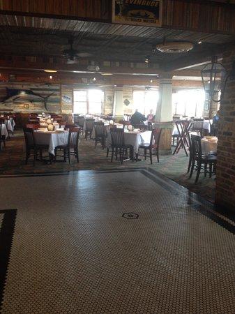 Landry's Seafood Inside