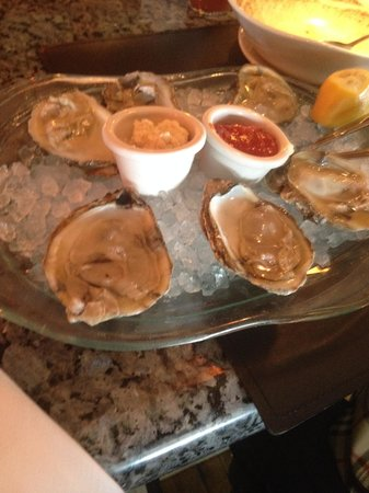 Landry's Seafood Oysters