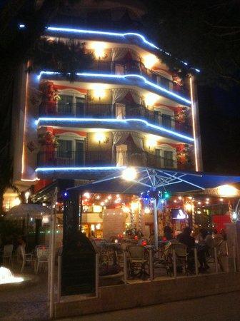 Hotel Milton : The Milton Romantik, Lido Di Jesolo