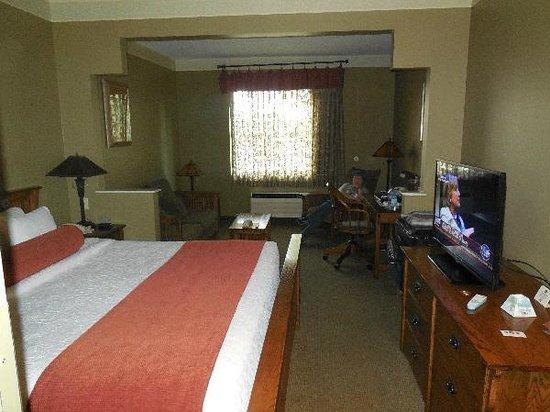 Best Western Plus Sunset Suites-Riverwalk: Suite Room View