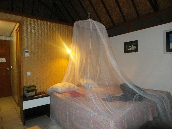 Hotel Hibiscus : bungalow