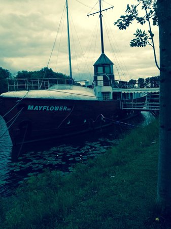 Lichtschip Mayflower