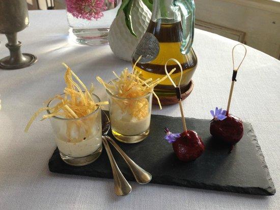Domaine de Capelongue: some of the extra treats