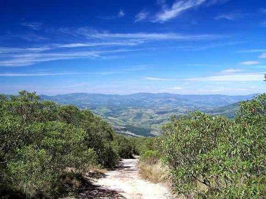 """Parque Estadual do Ibitipoca : Chegando na """"Janela do Céu"""""""