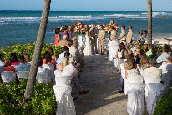 Half Moon: Wedding at Oleander Terrace