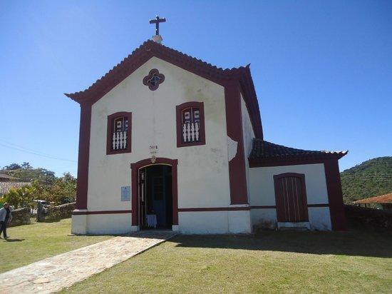 Parque Estadual do Ibitipoca : Igreja Matriz de Nossa Senhora da Conceição