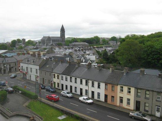 Sligo Southern Hotel: view from window
