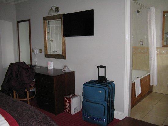 Great Southern Hotel Sligo: room