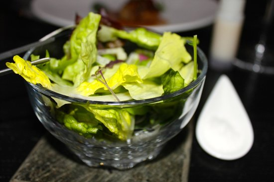 Purnell's: Spring Salad