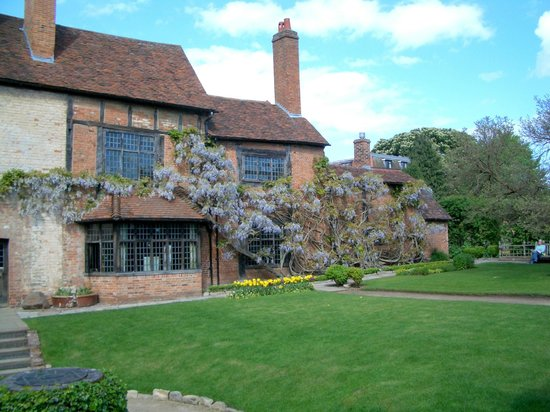 Shakespeare's New Place: Thomas Nash's House