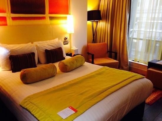 Hotel Indigo Liverpool: our room