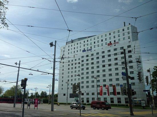ibis budget Bern Expo: Fachada do hotel