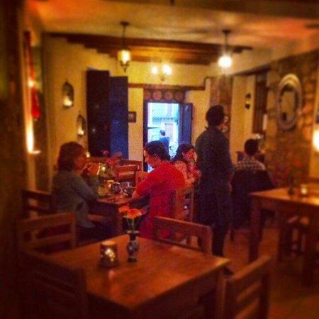 Los Campos Restaurante: The new dining room