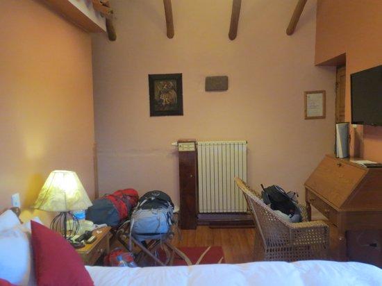 Los Apus Hotel & Mirador: room