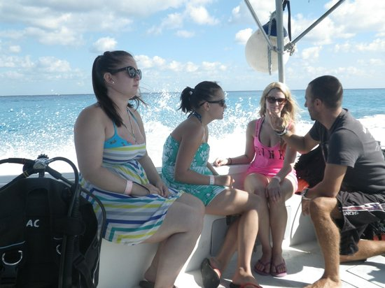 Two D's Diving and Tour Adventures: Cozumel Dive