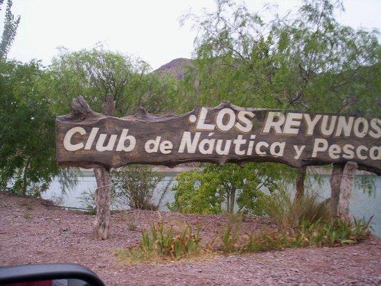 Dique Los Reyunos: Club Nautico
