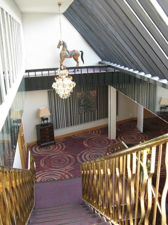 BEST WESTERN PLUS White Horse Hotel: Lobby
