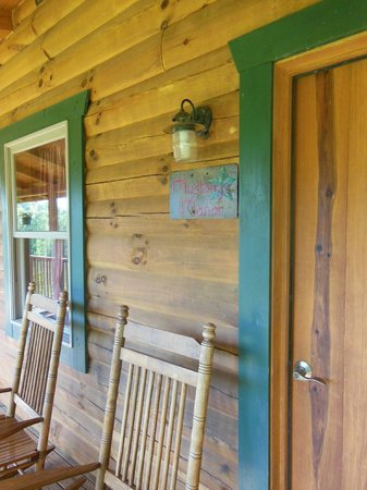 KD Guest Ranch: Cabin