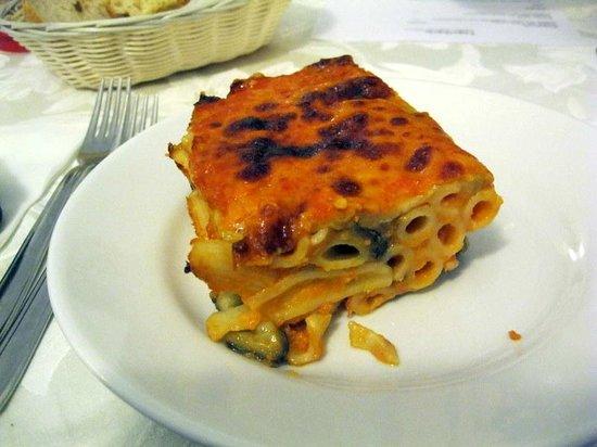 La Rosa Parco Residence : köstliche Vorspeise im LA ROSA