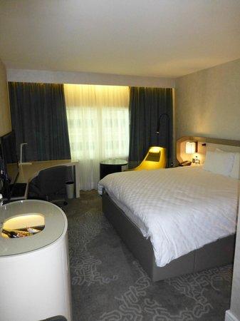 Hilton London Heathrow Airport: Executive room