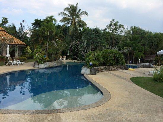 Krabi Sands Resort : бассеин
