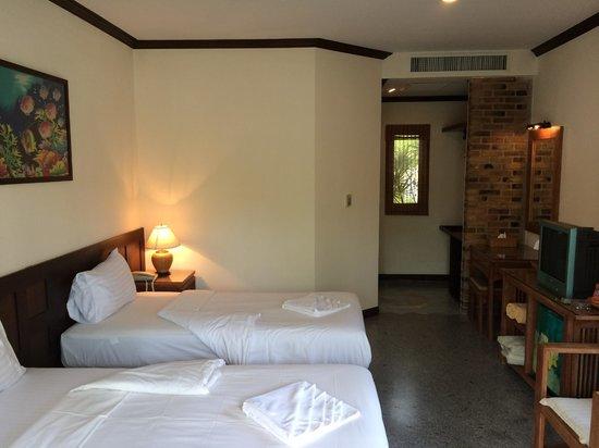 Krabi Sands Resort : стандартная комната